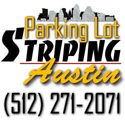 Parking Lot Striping Austin