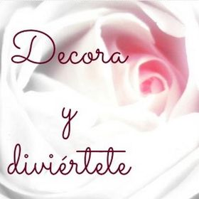 Decora Y Diviértete Decoraydivierte En Pinterest