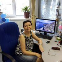 Ирина Тропашко