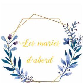 Les mariés d'abord
