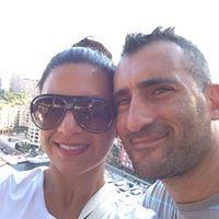 Tatiana E Giuseppe Amatruda