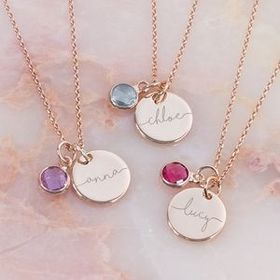 AMDXD Unisex Stainless Steel Necklace Urn Pendants Ashes Necklace Round Tag Puppy Dog Design