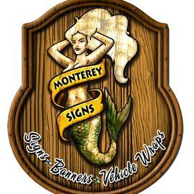 Monterey Signs