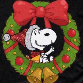 VANS X PEANUTS Snoopy charlie brown christmas tree slip on