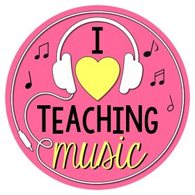 I Heart Teaching Music with Mrs. K.