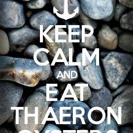 Huîtres Thaëron