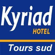 Hôtel Kyriad Tours sud