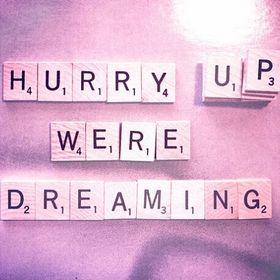No time...