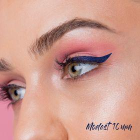 Deinbe Silicone Eyeliner Stencil Template Stamp Wing Shape Eyelash Stamp Women Girl Makeup AccessoriesPink
