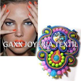 Gaxx Joyería Textil