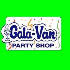 Gala-Van Party Shop