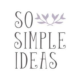 So Simple Ideas