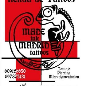 Made Ink Madrid Tattoos