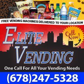 Free Atlanta Vending Machines Coffee Service