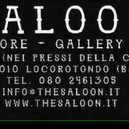 The Saloon ....
