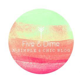 Susan Garcia  Five & Dime Blog