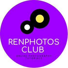 Renphotosclub - Free beginner Online photography Lessons