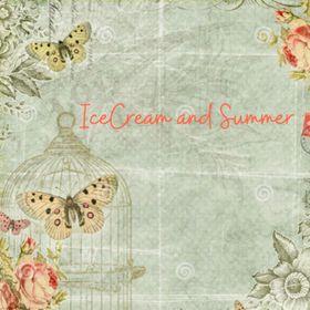 IceCream And Summer