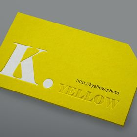 K. Yellow