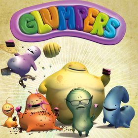 Glumpers Cartoon - dibujos animados