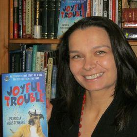 PatFurstenberg Author