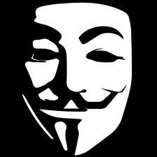 Anonymous .