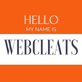 Webcleats