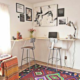 Идеи для создания домашнего офиса (часть 1)  .