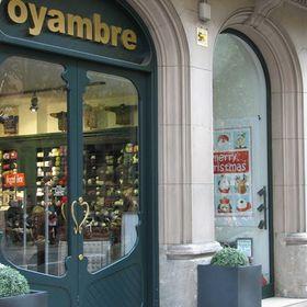 Oyambre Barcelona (lanas, patchwork...)