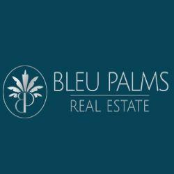 Bleu Palms