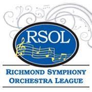 Richmond Symphony Orchestra League RSOL RSOL.org & https://www.facebook.com/RICHMONDSYMPHONYORCHESTRALEAGUE