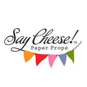 Say Cheese! Paper Props