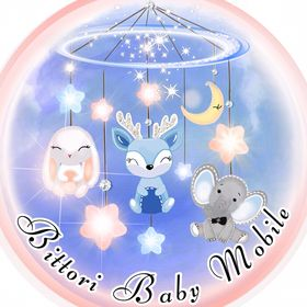 Bittori Baby Mobile