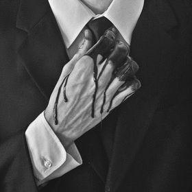 Klient w krawacie