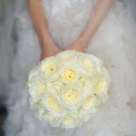 Joanna Carter Wedding Flowers