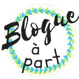 Blogue à part