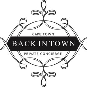 BACK IN TOWN, Travel Concierge, Cape Town, South Africa