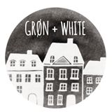 GRØN + WHITE