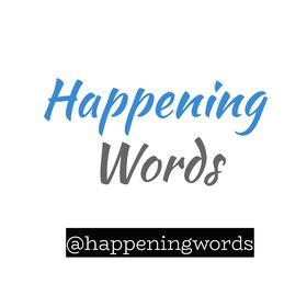 happeningwords