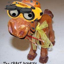 Craft Donkey