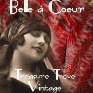 Belle à Coeur Treasure Trove Vintage