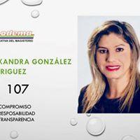 Alexandra Gonzalez Rodriguez