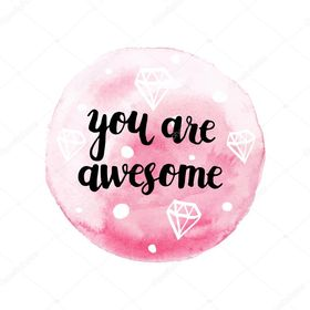 Be an Awesome Girl