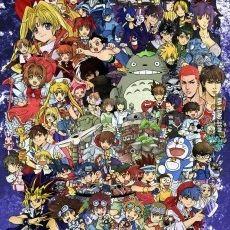 Anime , manga , cosplay , dramas y más !