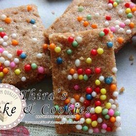 Thira's Cake and Cookies