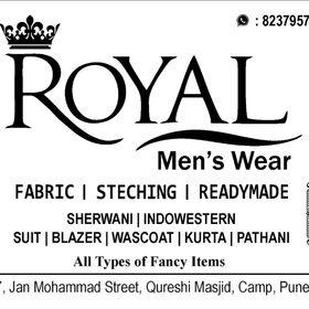 Royal Men's Wear