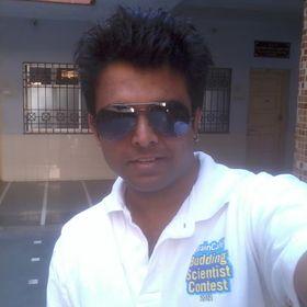 Ashwin Solanki