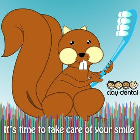 Clay Dental PLLC - Pediatric Dentistry- Dr. Maria Calcina