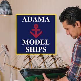 Adama Model Ships