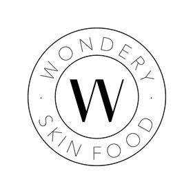 Wondery Skin Food   Chemical Free Makeup + Eco Friendly Packaging